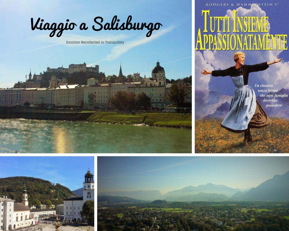 Salisburgo: le location di Tutti Insieme Appassionatamente