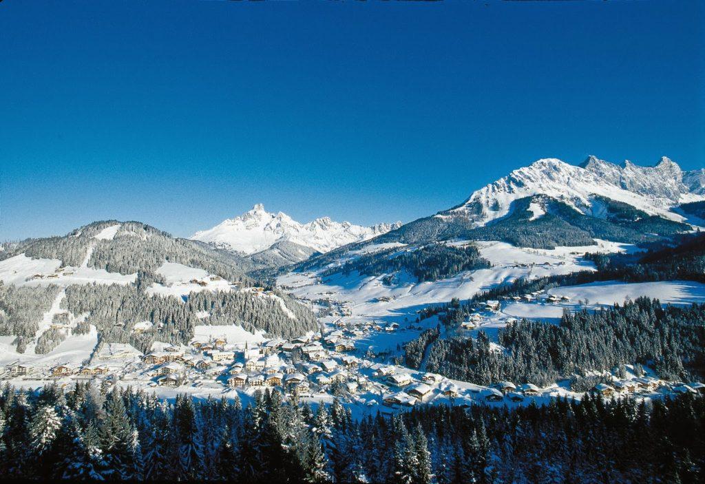Viaggio a Filzmoos Austria