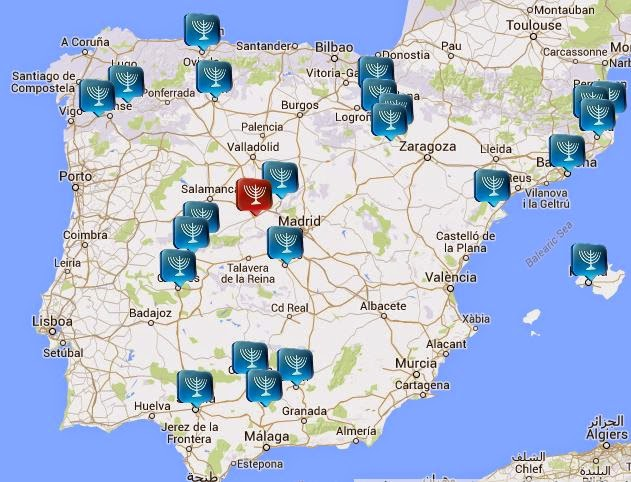 Visitare le Juderias in Spagna