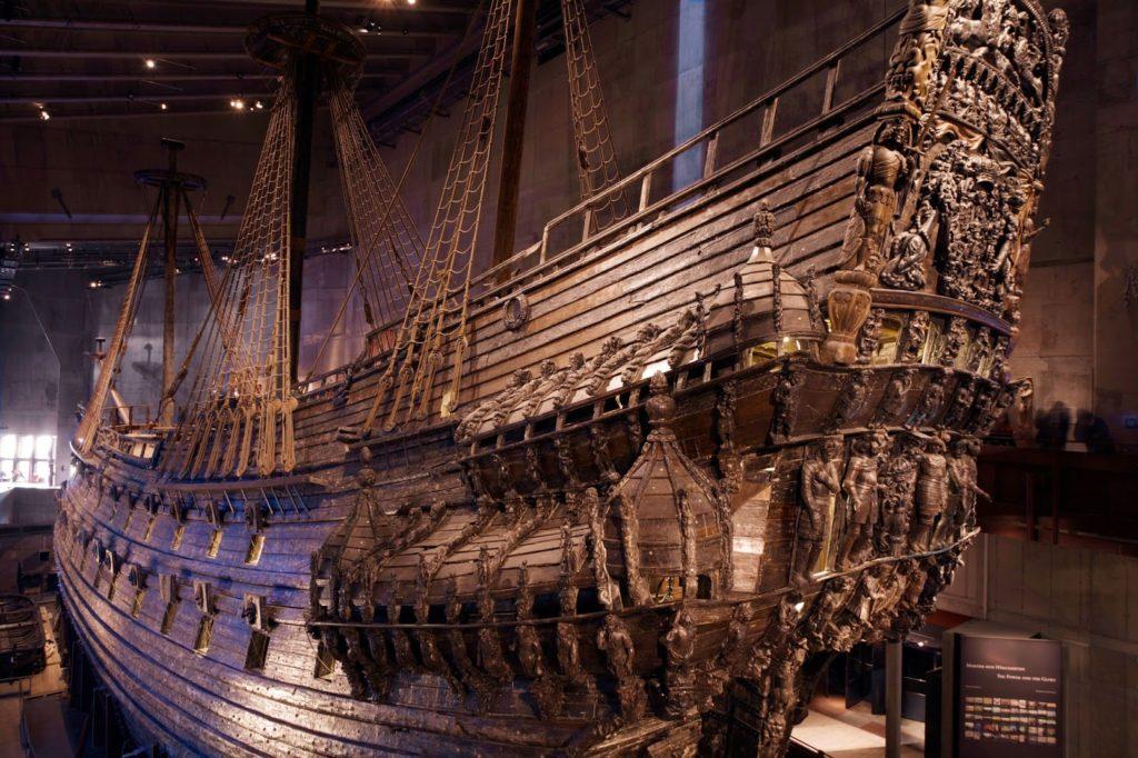 Visitare il Museo del Vasa a Stoccolma