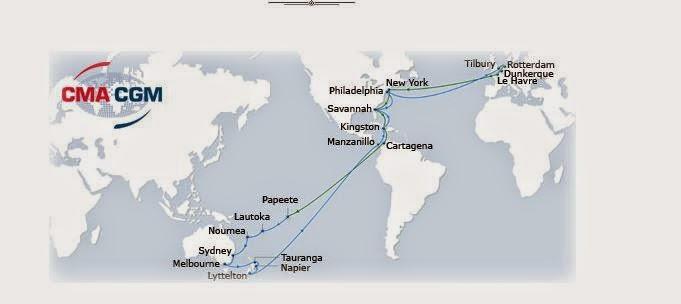 Viaggi su navi cargo