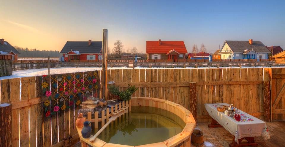 dove fare la sauna in Polonia