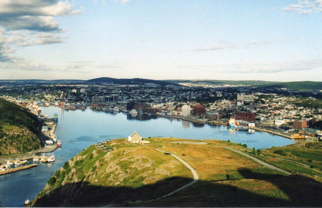 Visitare Terranova Newfoundland in Canada