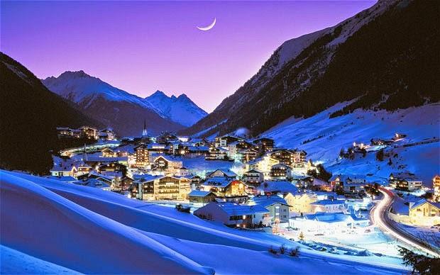 Austria: sciare a Ischgl
