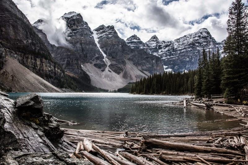 Viaggio in Canada e in Alberta