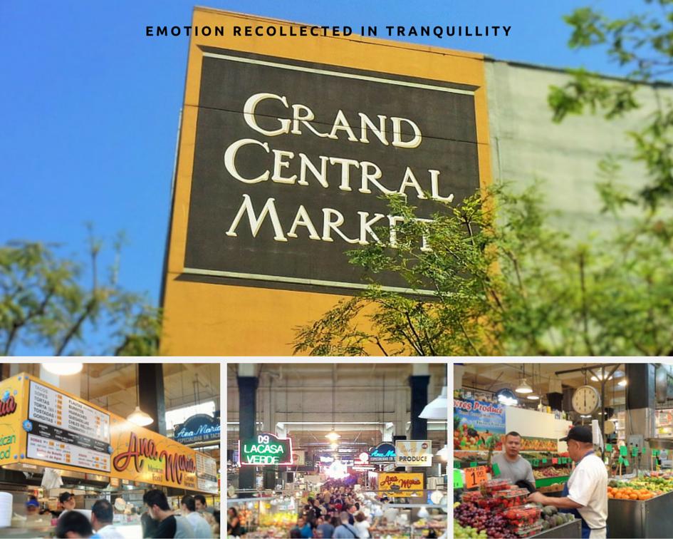 Pranzare al Grand Central Market