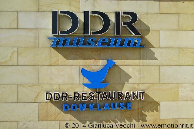 Visitare il DDR Museum a Berlino
