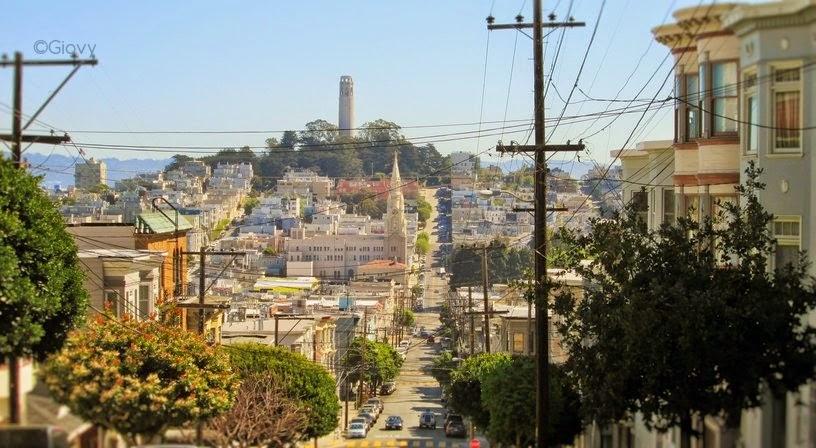 Trekking urbano a San Francisco