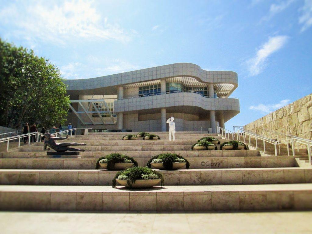 Visitare il Getty Museum a Los Angeles