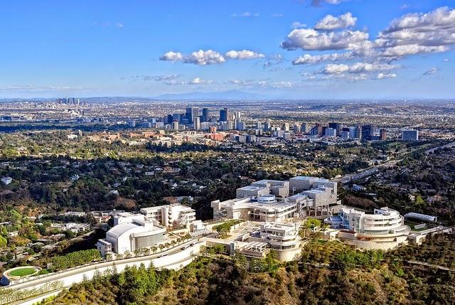 Los Angeles e il Getty Museum