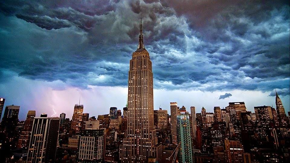 New York Visitare l'Empire State Building