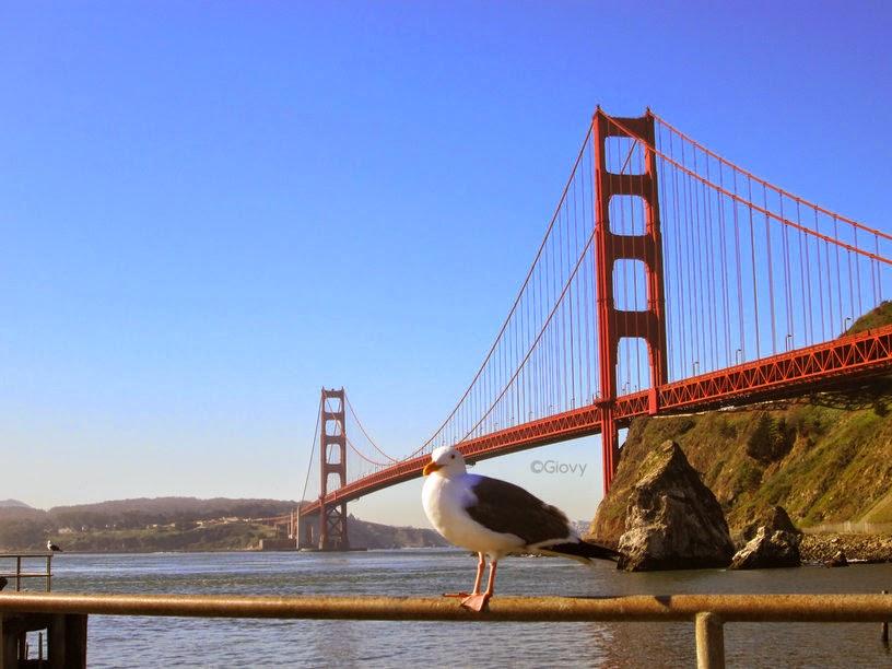 Visitare il Golden Gate di San Francisco