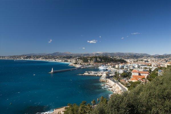 Nizza: Costa Azzurra low-cost