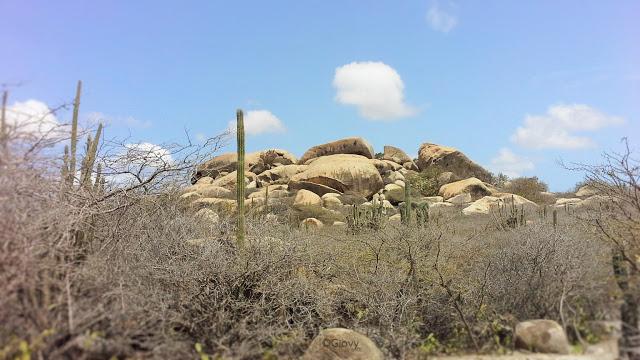 Visitare Ayo Rock ad Aruba