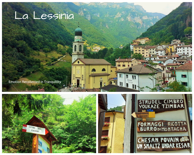 Itinerario in Lessinia
