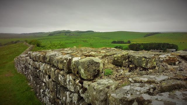 Inghilterra: il Vallo di Adriano