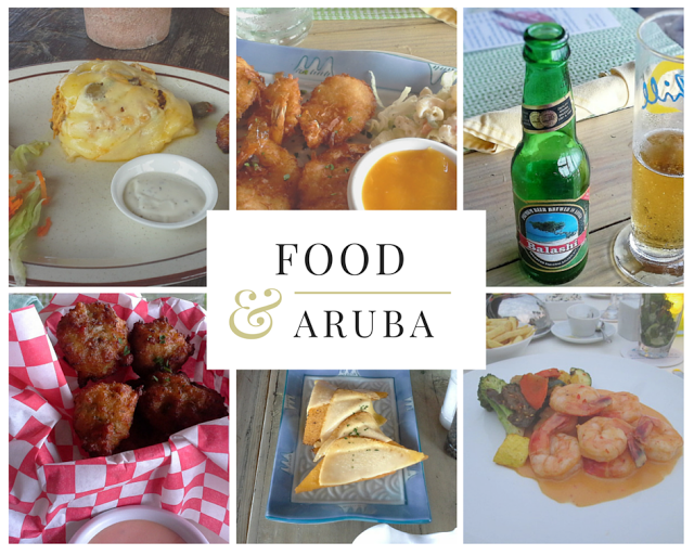 Cosa e dove mangiare ad Aruba