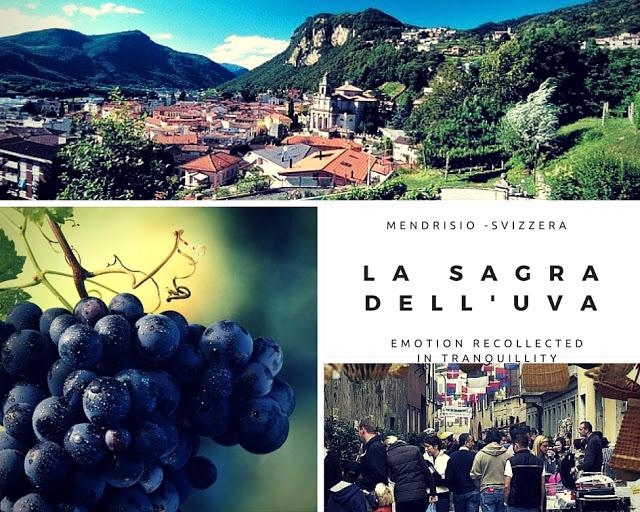Visitare la Sagra dell'Uva in Ticino