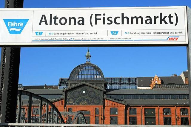 Visitare il Fischmarkt di Amburgo