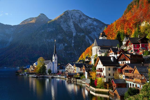 Regione dei Laghi in Austria