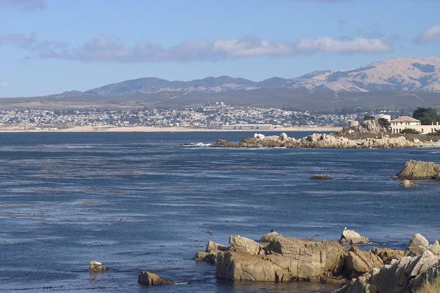 Viaggio in California: Monterey