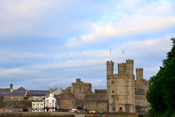 Galles: visitare Caernafon