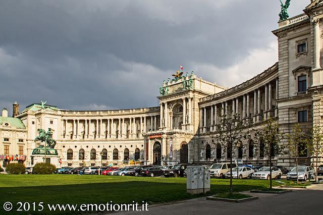 Visitare la Vienna di Franz Joseph