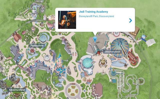 Dove si trova la Jedy Academy