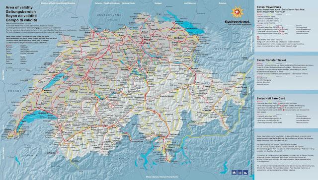 Validità dello Swiss Travel Pass
