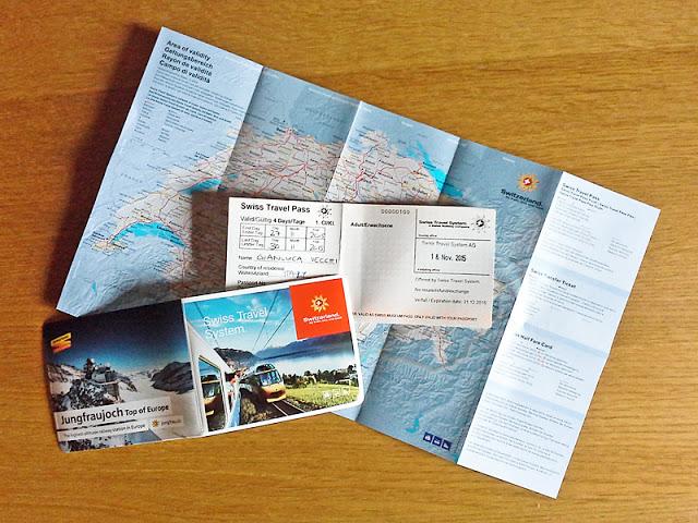 Che cos'è lo Swiss Travel Pass