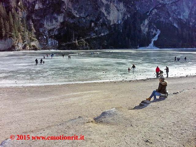 Una giornata al Lago di Braies sulle Dolomiti