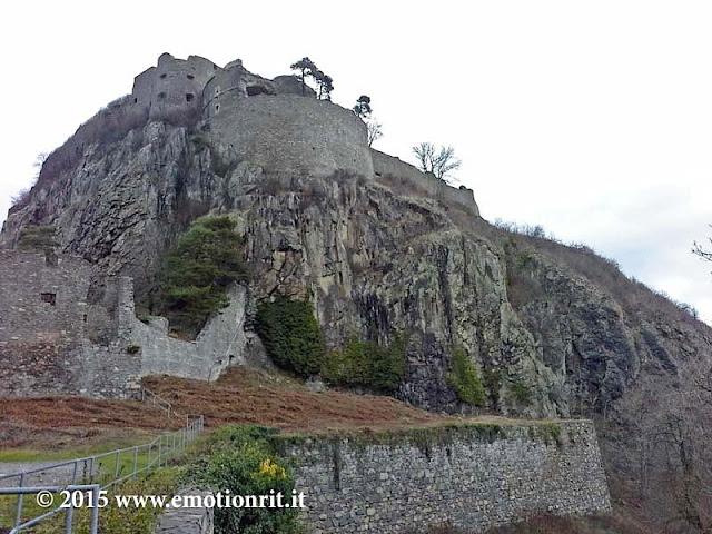 Visitare la fortezza di hohentwiel a Singen