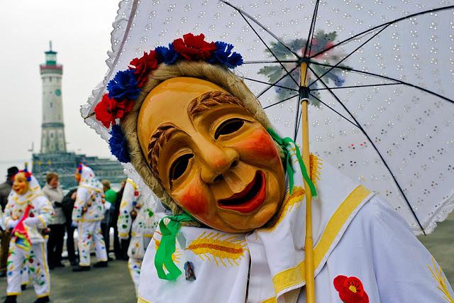 Tradizioni di Carnevale estere
