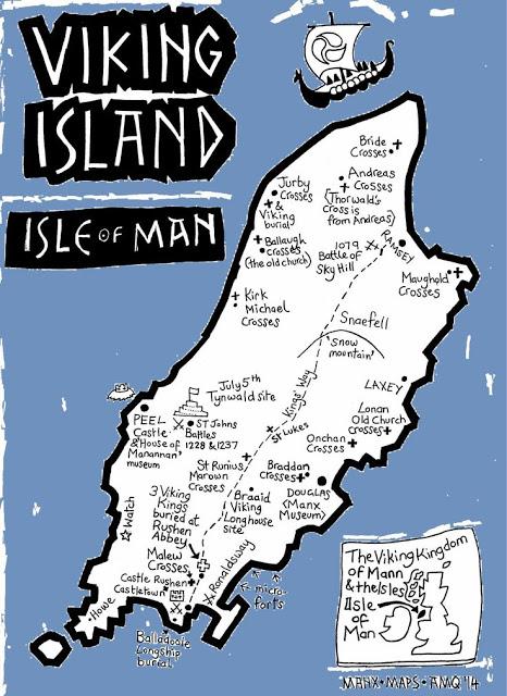 Luoghi vichinghi sull'Isola di Man