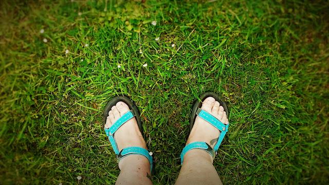 Scarpe da viaggio estive