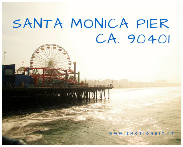 Visitare Santa Monica in California
