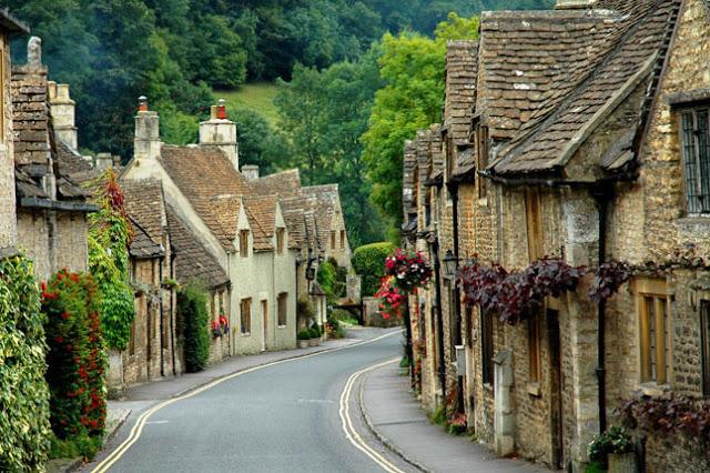 Cotwolds e location Downton Abbey