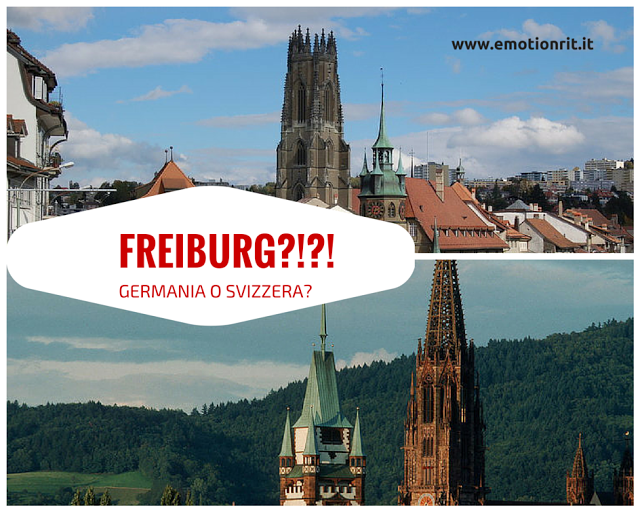 Visitare Freiburg: viaggio in Svizzera e Germania