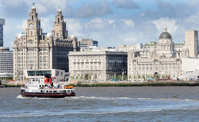 Itinerario di viaggio a Liverpool