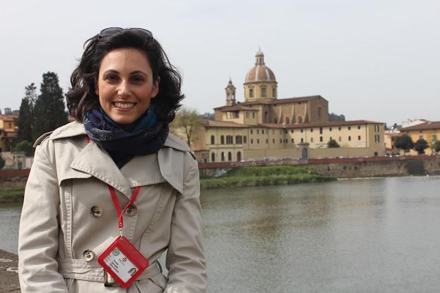 Valentina Calamandrei, guida turistica Firenze
