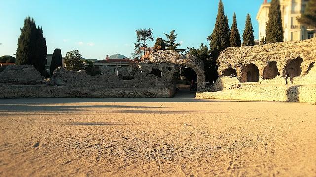 Anfiteatro Romano Cimiez