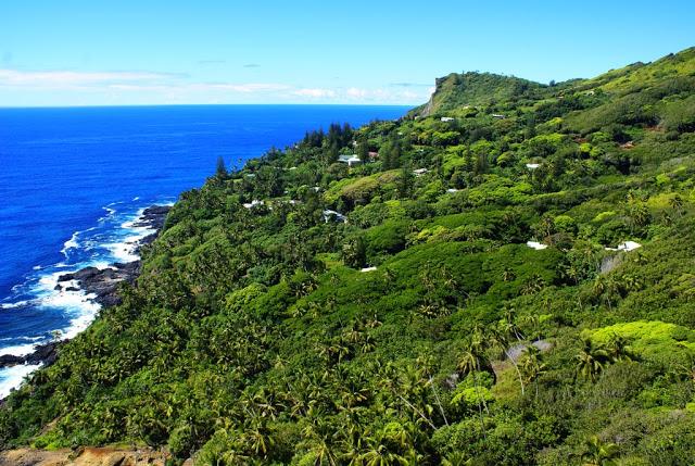 Viaggio sull'isola di Pitcairn
