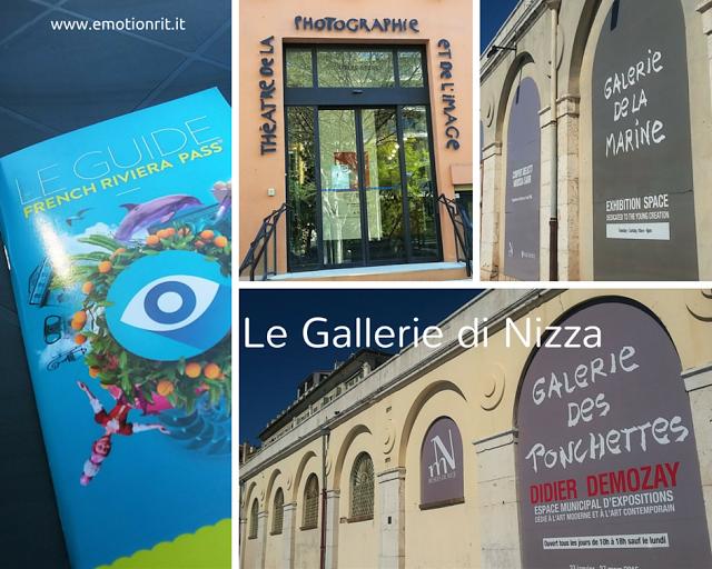 Gallerie d'arte di Nizza