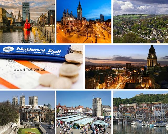 Itinerari di viaggio nel nord dell'Inghilterra