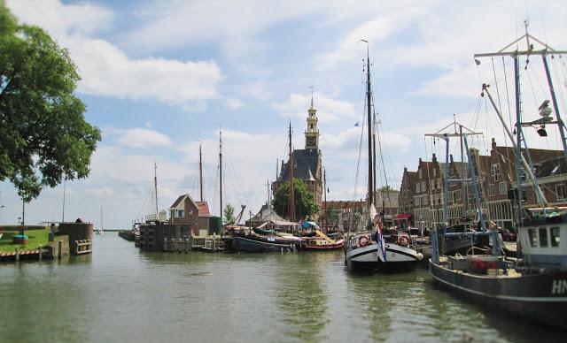 Viaggio a Hoorn