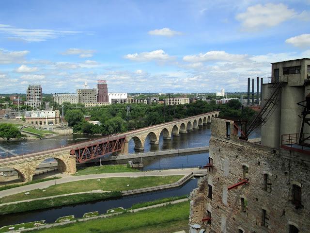 Minneapolis: Mill City
