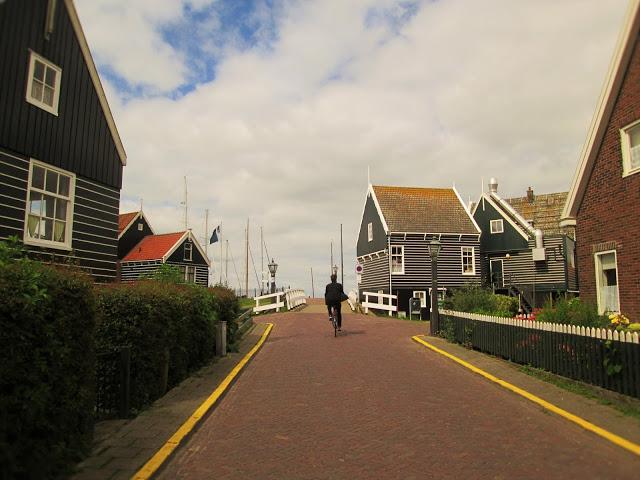 Visitare Marken in Olanda