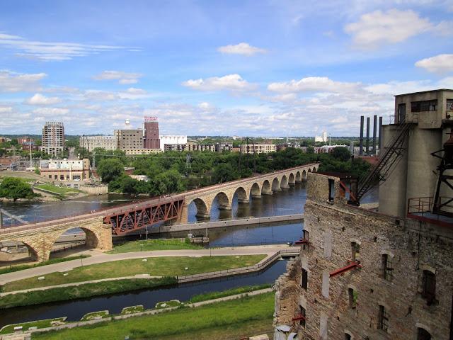Downton Minneapolis