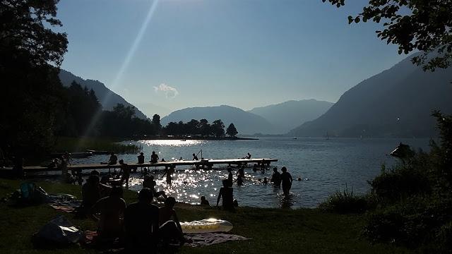 Dove nuotare in Austria