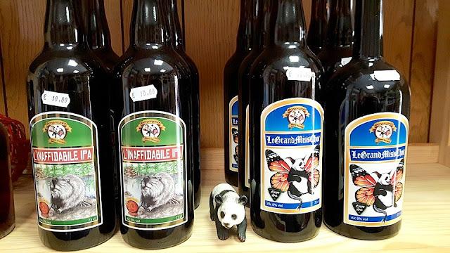 Visitare la martesana: gorgonziner beershop